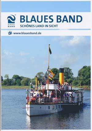 Katalog Blaues Band Sachsen-Anhalt - schönes Land in Sicht