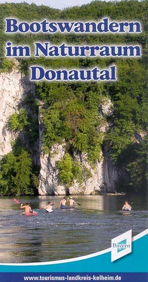 Bootwandern im Naturraum Donautal