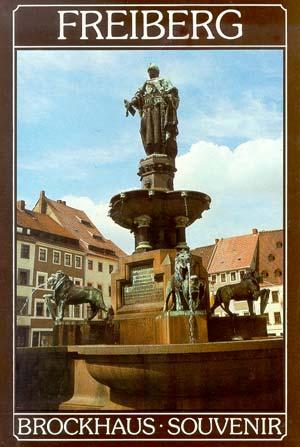 Brockhaus-Souvenir Freiberg (1990)