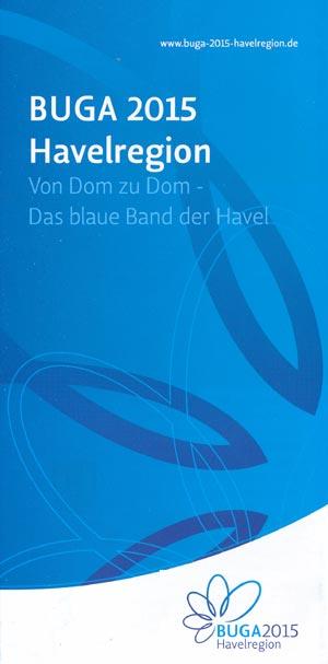 BUGA 2015 Havelregion von Dom zu Dom an der Havel