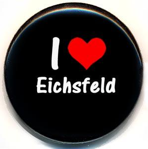 Button I like Eichsfeld