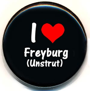 Button I like Freyburg (Unstrut)