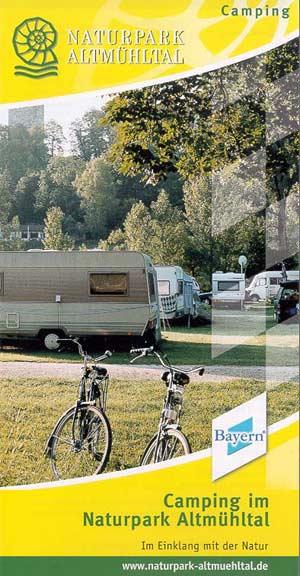 Camping im Naturpark Altmühltal