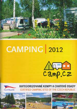 Camping Czech Republic 2012