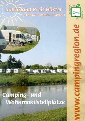 Camping- und Wohnmobilstellplätze Kreis Höxter
