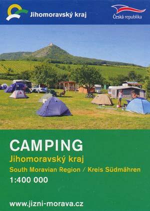 Camping Jihomoravský kraj / Kreis Südmähren