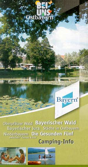 Camping in Ostbayern