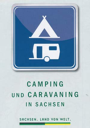 Camping in Sachsen