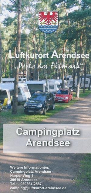 Campingplatz Luftkurort Arendsee