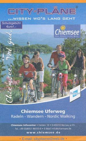 Chiemsee Uferweg: Radeln, Wandern, Nordic Walking