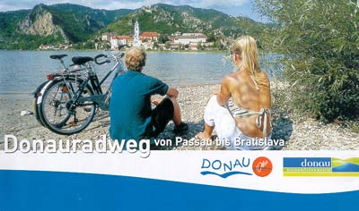 Donau-Radweg von Passau bis Bratislava