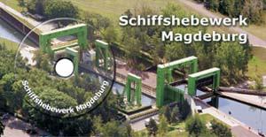 DVD Schiffshebewerk Magdeburg-Rothensee