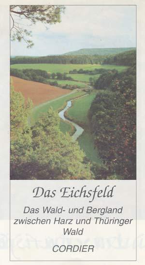 Das Eichsfeld - Wander- und Bergland