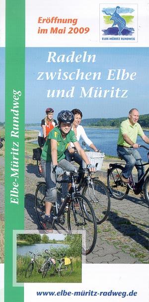 Radeln zwischen Elbe und Müritz, 414km-Rundweg