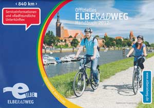 Broschüre Elberadweg