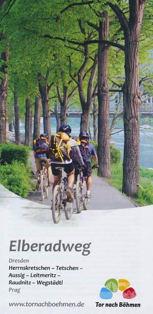 Elberadweg Tour nach Böhmen. Hrensko - Decin - Ùsti nad Labem - Velke Brezno - Velke Zernoseky - Litomerice - Steti - Roudnice nad Labem