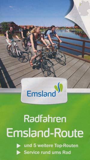 Radfahren Emsland-Route