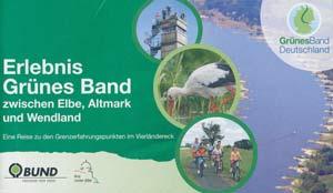 Erlebnis Grünes Band am Vier-Länder-Grenzradweg zwischen Elbe, Altmark und Wendland