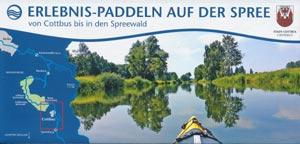 Erlebnis-Paddeln auf der Spree von Cottbus bis in den Spreewald