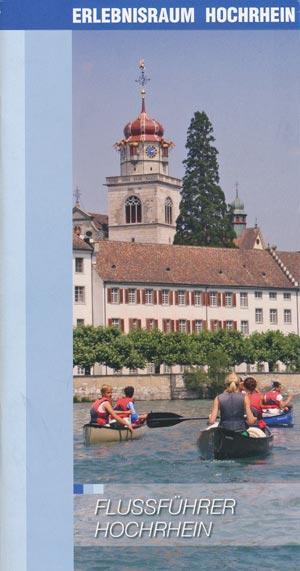 Erlebnisraum Hochrhein - Flussführer Flusswandern auf dem Hochrhein
