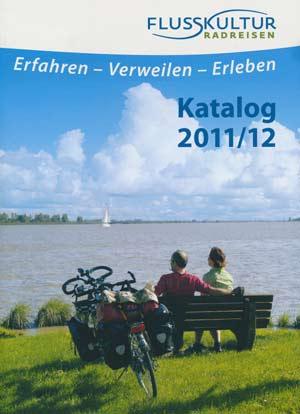 Kataog Flusskultur-Radreisen