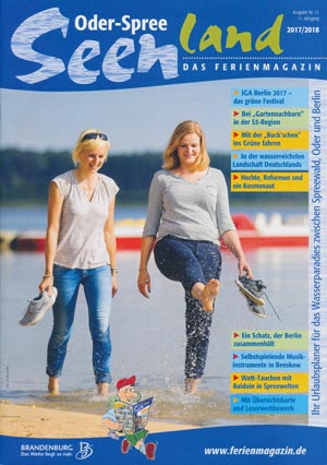 Ferienmagazin Oder-Spree-Seenland 2017/18