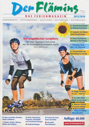 Ferienmagazin Der Fläming 2015/16