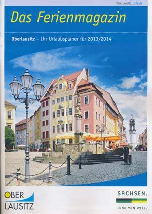 Ferienmagazin Oberlausitz 2013/2014