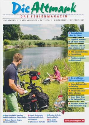 Ferienmagazin Die Altmark 2016