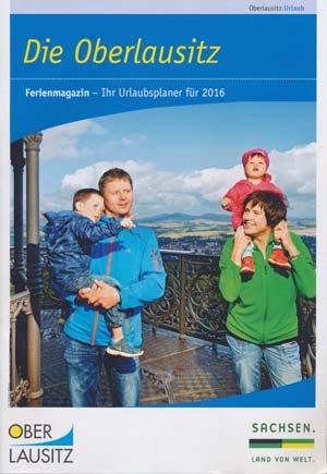 Ferienmagazin Oberlausitz 2016