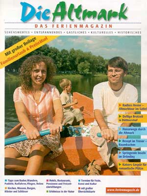 Ferienmagazin Altmark