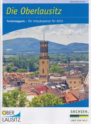 Ferienmagazin Die Oberlausitz 2015