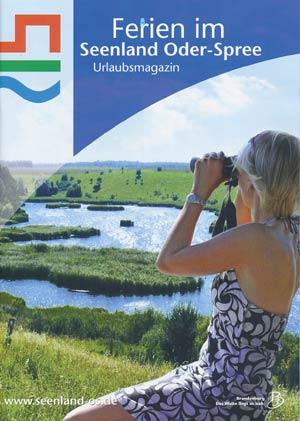 Urlaubsmagazin Ferien im Seenland Oder-Spree