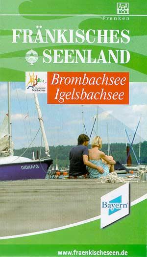 Fränkisches Seenland: Brombachsee und Igelsbachsee