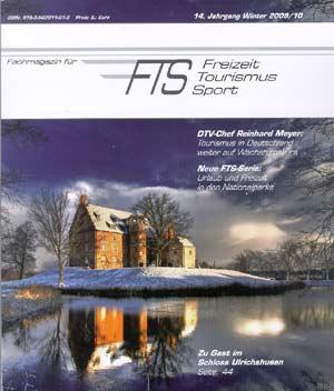 Fachmagazin FTS - Freizeit Tourismus Sport, 14. Jahrgang