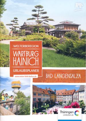 Urlaubsplaner Welterberegion Wartburg-Hainich, Bad Langensalza