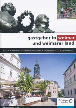 Gastgeber in Weimar und Weimarer Land