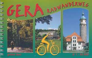 Radwanderkarte Gera-Radwanderweg
