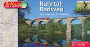 Radkarte Ruhrtal-Radweg
