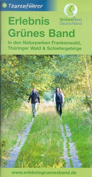 Erlebnis Grünes Band Thüringen, Tourenführer