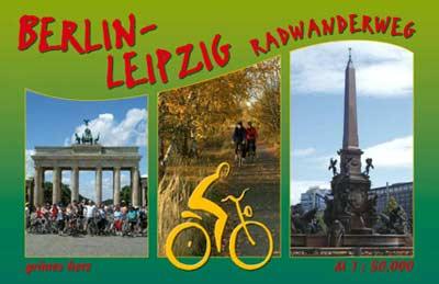 Radtourenbuch Radweg Berlin-Leipzig, Verlag grünes herz
