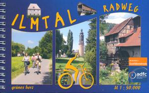 Verlag Grünes Herz - Radwanderführer Ilmtal-Radwanderweg