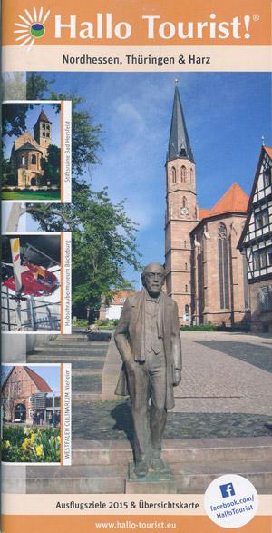 Hallo Tourist! Nordhessen, Thüringen & Harz (2015)