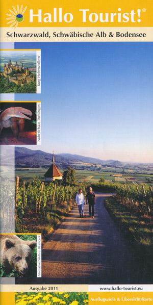 Hallo Tourist! Schwarzwald, Schwäbische Alb & Bodensee