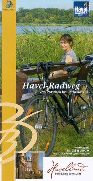 Havel-Radweg Potsdam-Rathenow