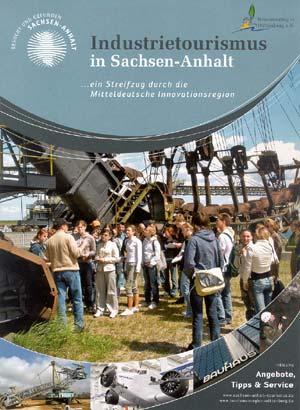 Industrietourismus in Sachsen-Anhalt