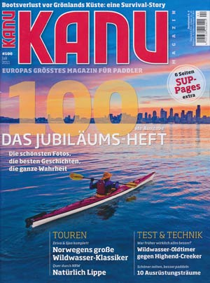 Kanu-Magazin #100 Juli 2011