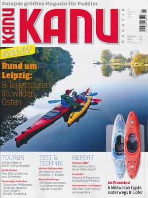 Kanu-Magazin Februar/März 2012