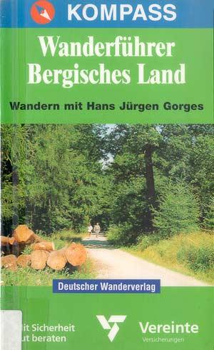 Kompass-Wanderführer Bergisches Land (1998)