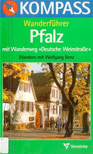 Kompass-Wanderführer Pfalz (2002)
